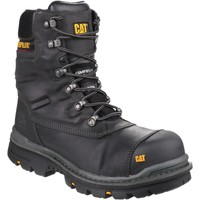 Shoes Men Mid boots Cat Footwear CT025A Premier Black