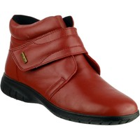 Shoes Women Ankle boots Cotswold Chalford Red