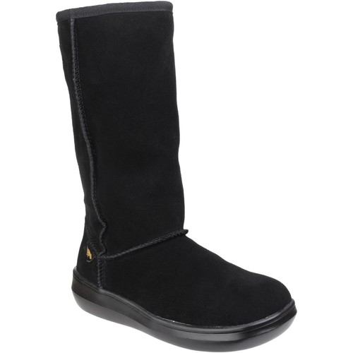 Shoes Women High boots Rocket Dog Sugardaddy Black