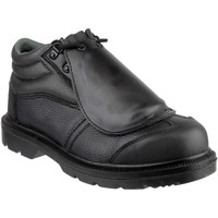 Shoes Men Mid boots Centek FS333 Black