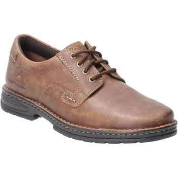 Shoes Men Derby Shoes Hush puppies HPM2000-61-2-6 Outlaw II Brown