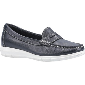 Shoes Women Loafers Hush puppies HPW1000-132-1-3 Paige Navy