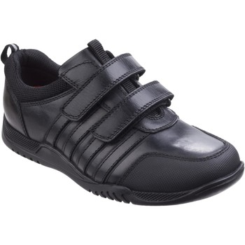 Shoes Boy Low top trainers Hush puppies Josh Snr Black