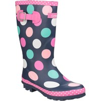 Shoes Girl Wellington boots Cotswold Dotty Multicoloured