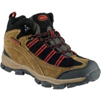 Shoes Boy Walking shoes Mirak Kentucky Brown and Red
