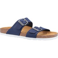 Shoes Women Mules Hush puppies HPW1000-123-5-3 Kylie Navy