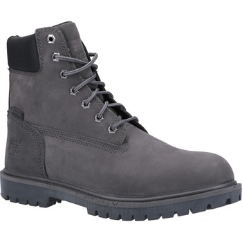 Shoes Men Mid boots Timberland A1ZGY065-6 Iconic Grey