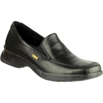 Shoes Women Loafers Cotswold Hazleton Black