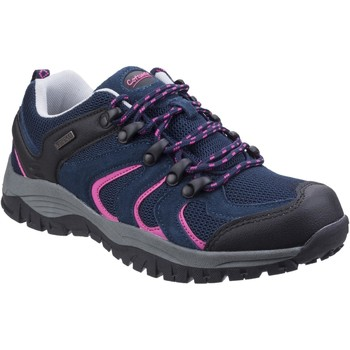 Shoes Women Walking shoes Cotswold Stowell Low Blue