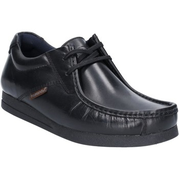 Shoes Men Derby Shoes Base London LN12 010 40 Event Black