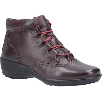 Shoes Women Ankle boots Fleet & Foster Merle Burgundy