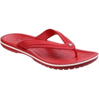 Shoes Flip flops Crocs Crocband Flip Pepper and White