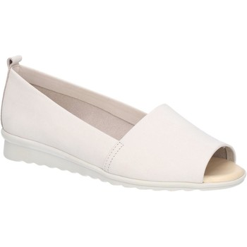 Shoes Women Sandals The Flexx A204_06-OWHI-3 Fantastic Nubuck Off White