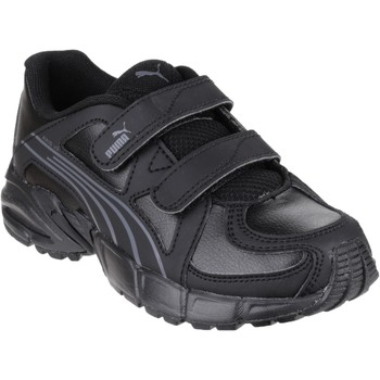 Shoes Boy Fitness / Training Puma Axis V3 Childrens Shoe Black