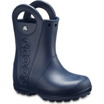 Shoes Children Wellington boots Crocs 12803-410-C6 Handle It Rain Navy