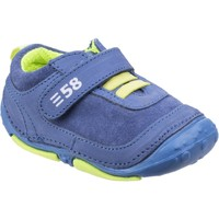 Shoes Children Slippers Hush puppies Harry Blue