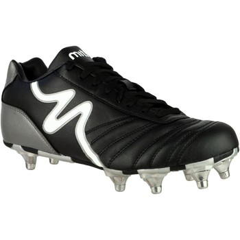 Shoes Men Football shoes Mitre ITALIA/KIWI  RUGBY BOOT Black