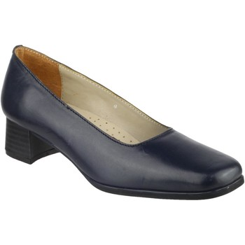 Shoes Women Flat shoes Amblers Walford Navy