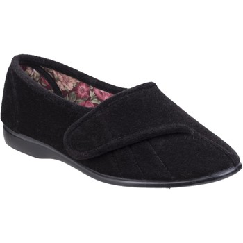 Shoes Women Slippers Gbs Audrey Touch Fast Black