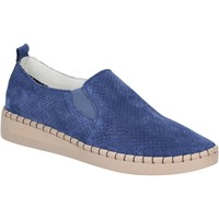 Shoes Women Low top trainers Fleet & Foster Tulip Navy
