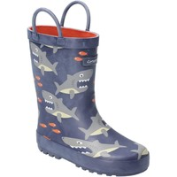 Shoes Boy Wellington boots Cotswold Puddle Shark