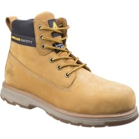 Shoes Men Boots Amblers Safety AS170 Westwood Honey