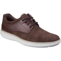 Shoes Men Low top trainers Rockport CG9846 Zaden Dark Tan