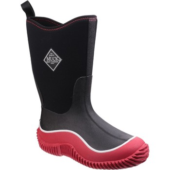 Shoes Wellington boots Muck Boots KBH-400 Hale Red and Black