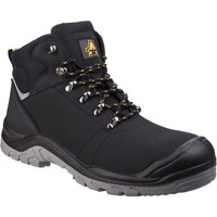 Shoes Men Boots Amblers Safety AS252 Black