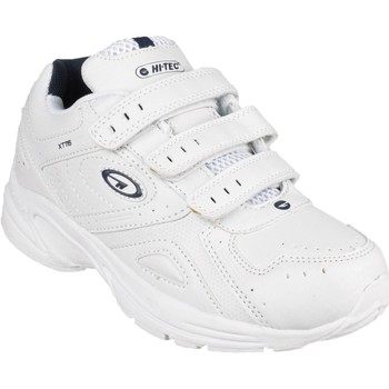 Shoes Boy Running shoes Hi-Tec A001721-011-01 XT115 White