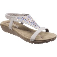 Shoes Women Sandals Fleet & Foster Nicosia White