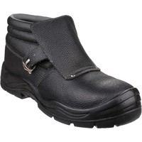 Shoes Men Mid boots Centek FS332 Glyder Black