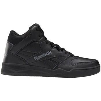 Shoes Men Hi top trainers Reebok Sport Royal BB4500 HI2 Black