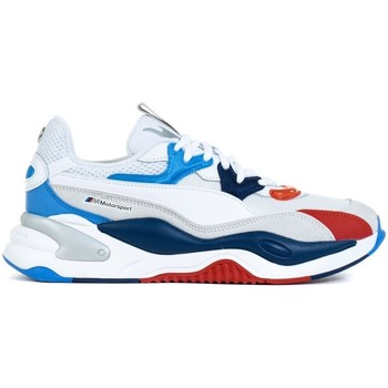 Shoes Men Low top trainers Puma Bmw Mms RS2K White,Grey,Navy blue