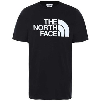 Clothing Men Short-sleeved t-shirts The North Face HD Tee Black
