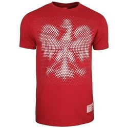 Clothing Men Short-sleeved t-shirts Monotox Eagle Optic Red,Grey