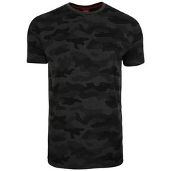 Clothing Men Short-sleeved t-shirts Monotox Team Poland Label Graphite,Black