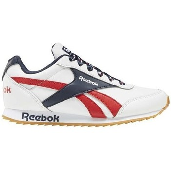 Shoes Children Low top trainers Reebok Sport Royal CL Jogger White, Red, Navy blue