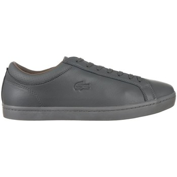 Shoes Men Low top trainers Lacoste Straightset 4 Srm Graphite