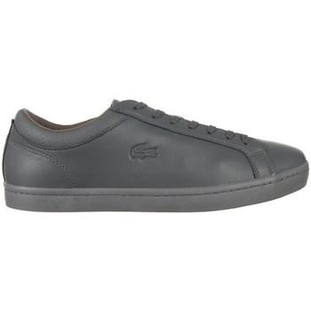 Shoes Men Low top trainers Lacoste Straightset 4 Srm Graphite