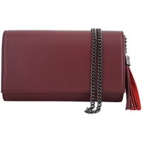 Bags Women Pouches / Clutches Barberini's 4645 Burgundy