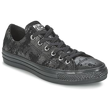Shoes Women Low top trainers Converse CHUCK TAYLOR ALL STAR HARDWARE Black