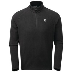 Clothing Men Fleeces Dare 2b Freethink II Half Zip Fleece Black Black