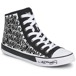 Hi top trainers Ed Hardy RESOUDRE