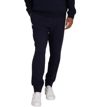 Clothing Men Tracksuit bottoms Lacoste Sport Logo Joggers blue