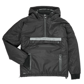 Clothing Boy Jackets Deeluxe  Black