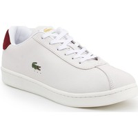 Shoes Men Low top trainers Lacoste Masters 319 7-38SMA00331Y8 white