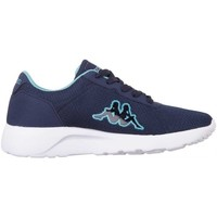 Shoes Women Low top trainers Kappa Tunes W Navy blue