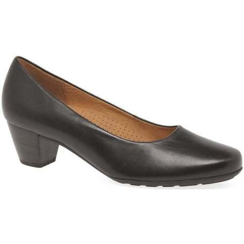 Shoes Women Heels Gabor Brambling Womens Court Shoes brown