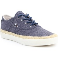 Shoes Men Low top trainers Lacoste Glendon Espa 4 SRW 7-29SRW231003 navy
